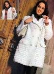 Пальто «Черемуховые холода»