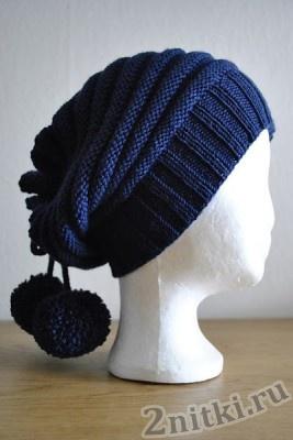 Простая шапочка