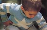 Пуловер «Маленькая звезда»