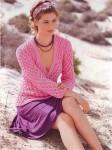 Женский пуловер «Легкий шарм»