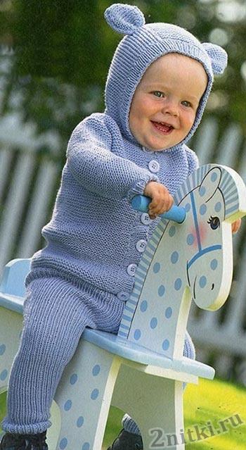 Кофты Для Малышей Вязанные С Доставкой