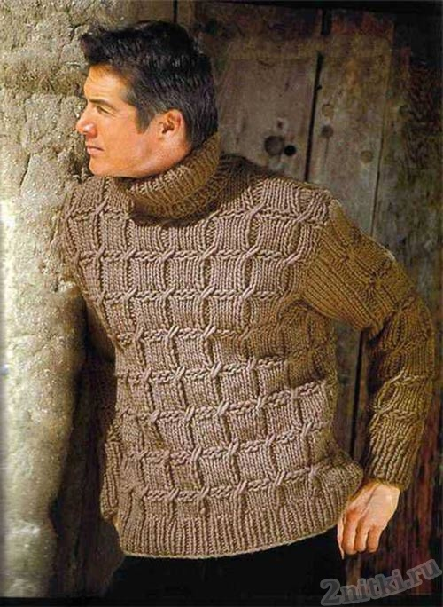 Muzhskoy-pulover